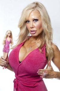La mujer Barbie