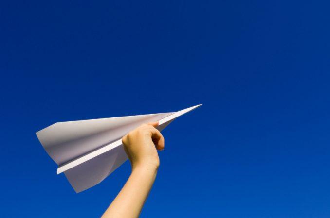 avion-de-papel
