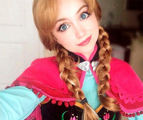 Ana – Frozen