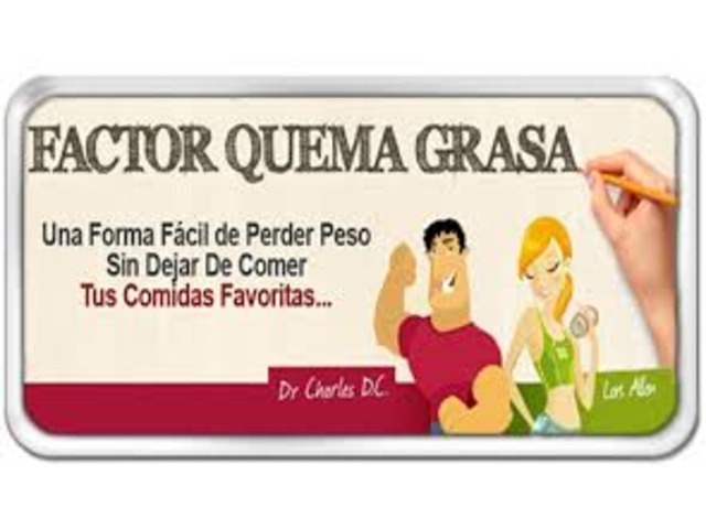 FactorQuemagrasa