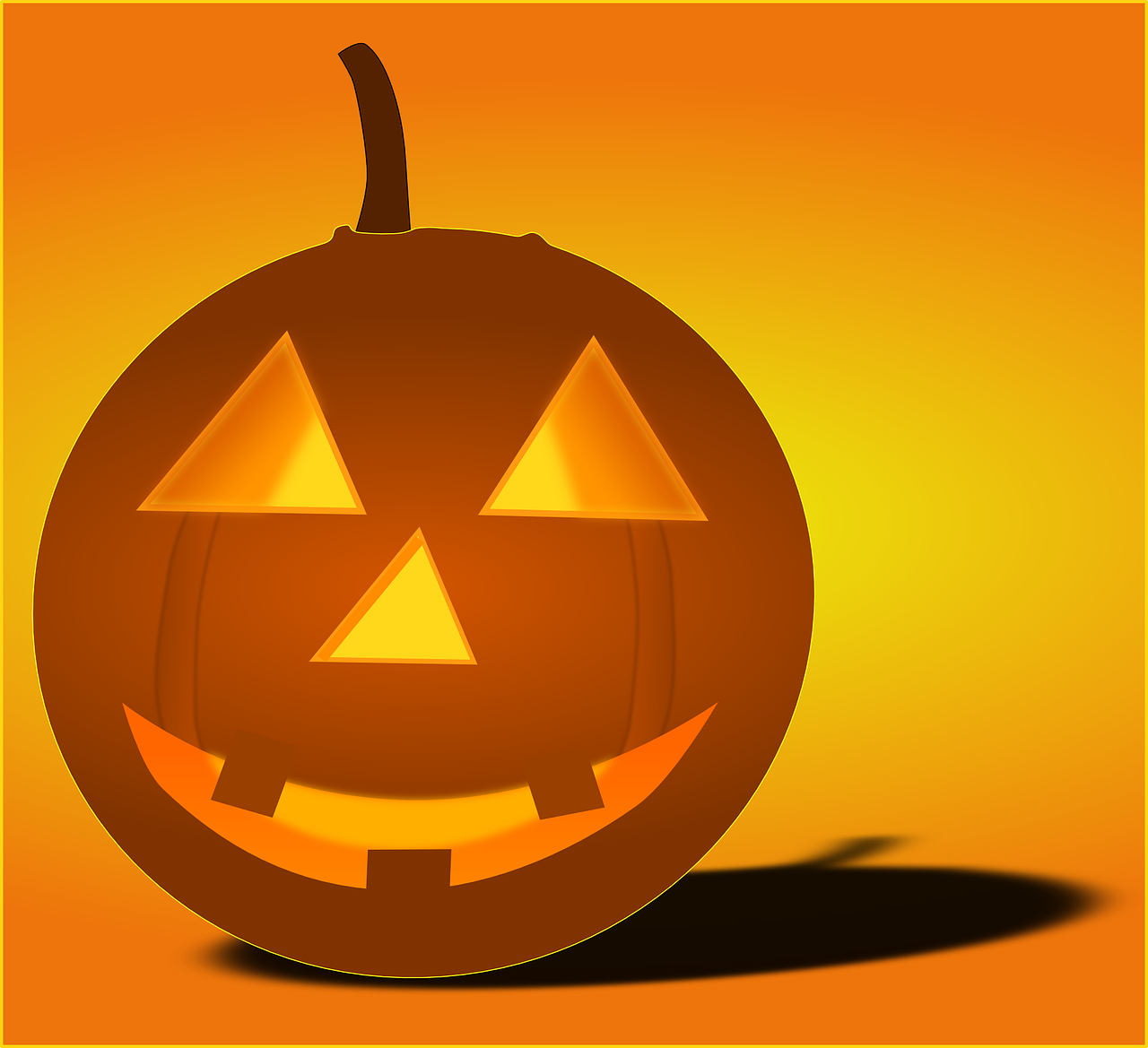 la historia de halloween |