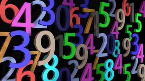 que significa soñar con numeros