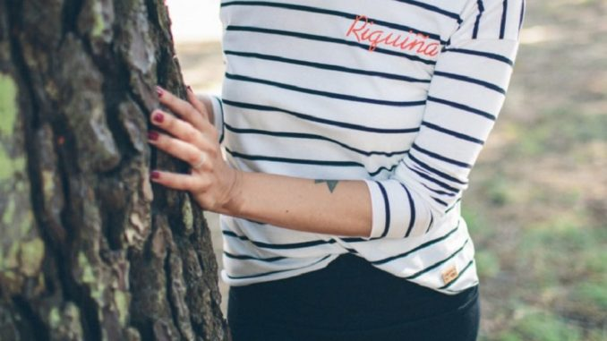 camiseta riquiña, somos oceano