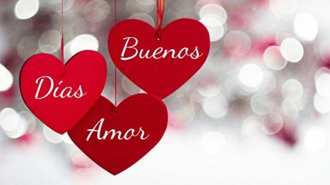 Buenos Dias Amor Las Mejores Frases Y Mensajes De
