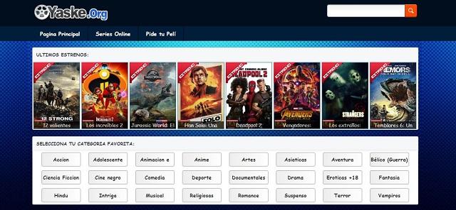 Yaske Portal De Actualidad Accede a yaske y reproduce todo tipo de películas y series online sin descargar ni un solo archivo. yaske portal de actualidad