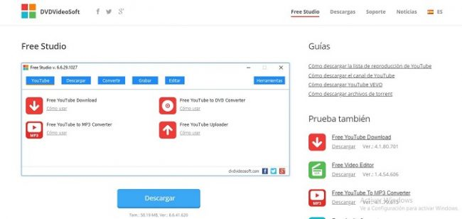 descargar videos de youtube convertidor youtube a mp3 y mp4