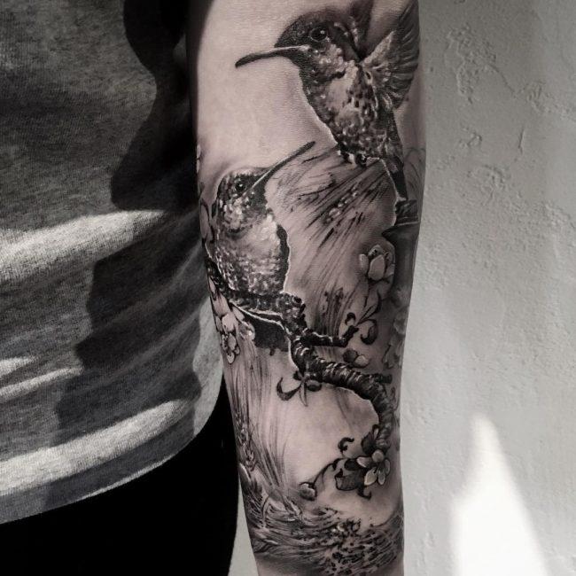 39 Preciosos Tatuajes Para Mujer En El Brazo