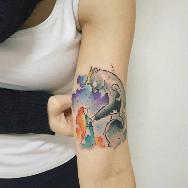 tatuajes para mujer brazo