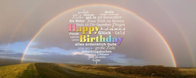 felicitaciones de cumpleaños para una hermana