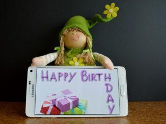 ideas para felicitar cumpleaños de forma original