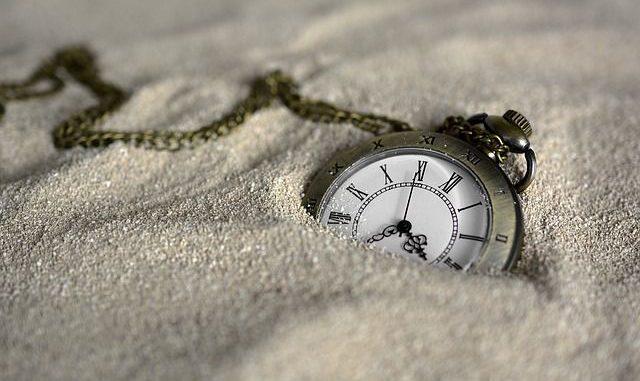 el tiempo vuela cuando nos hacemos mayores