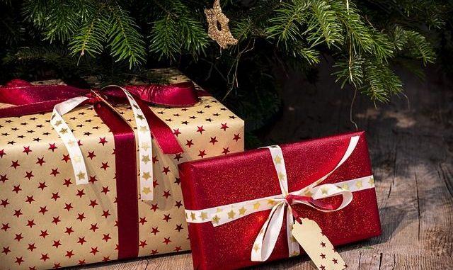 reglar un disfraz en navidad