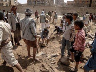 yemen, un pais inmerso en el caos