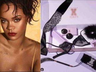 Rihanna juguetes sexuales