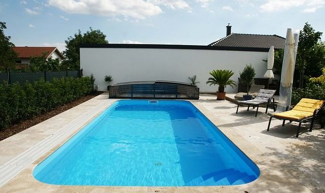 convertir piscina climatizada