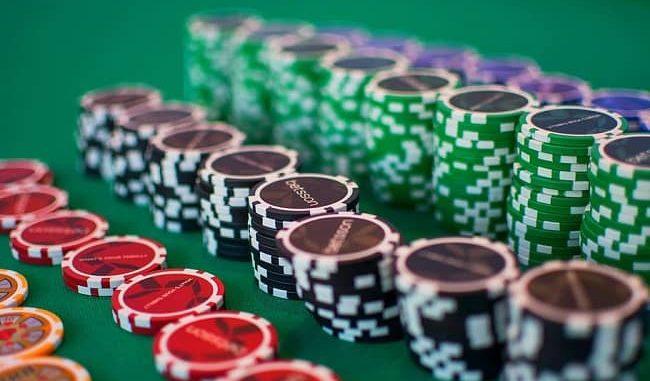 historia de las fichas de un casino