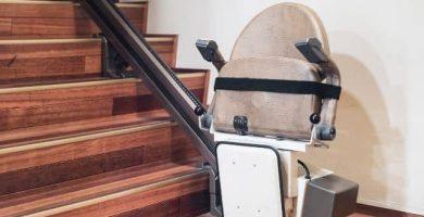 sillas salvaescaleras