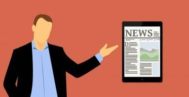 portales de noticias
