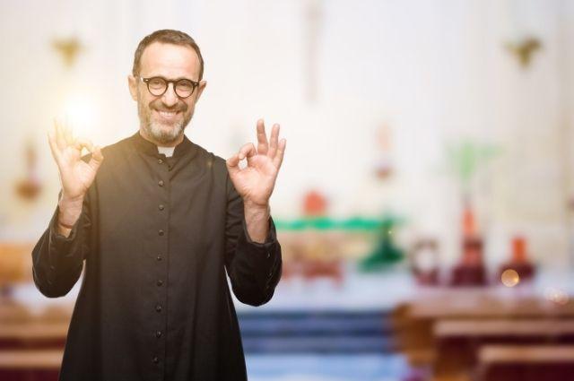 quien es mas probable que sea sacerdote