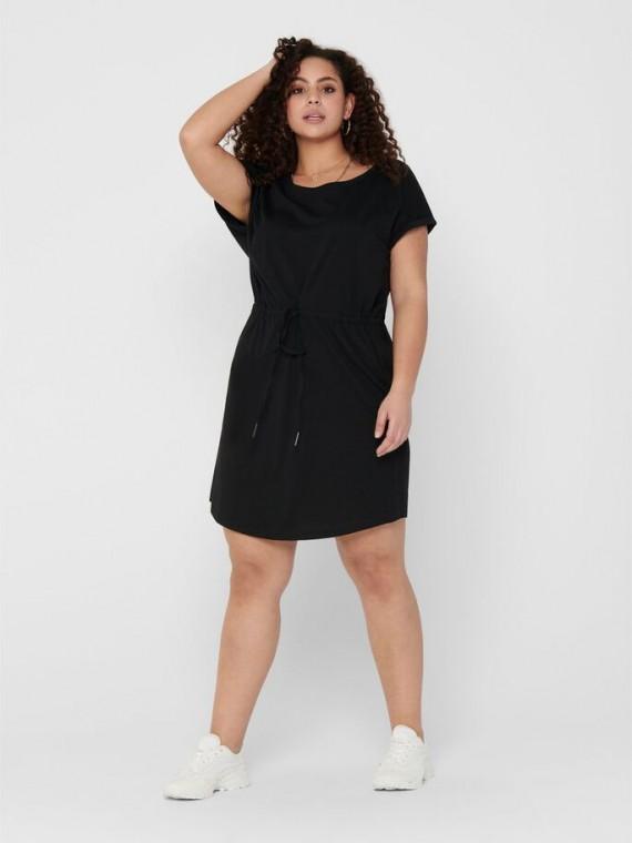 vestidos oscuros tallas grandes