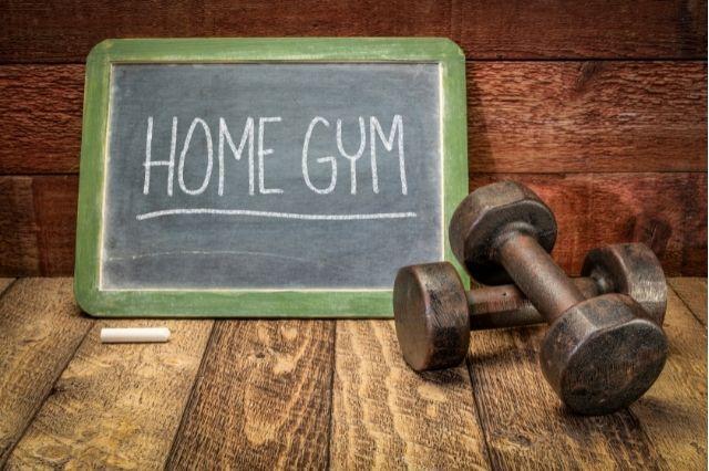 ventajas gimnasio en casa